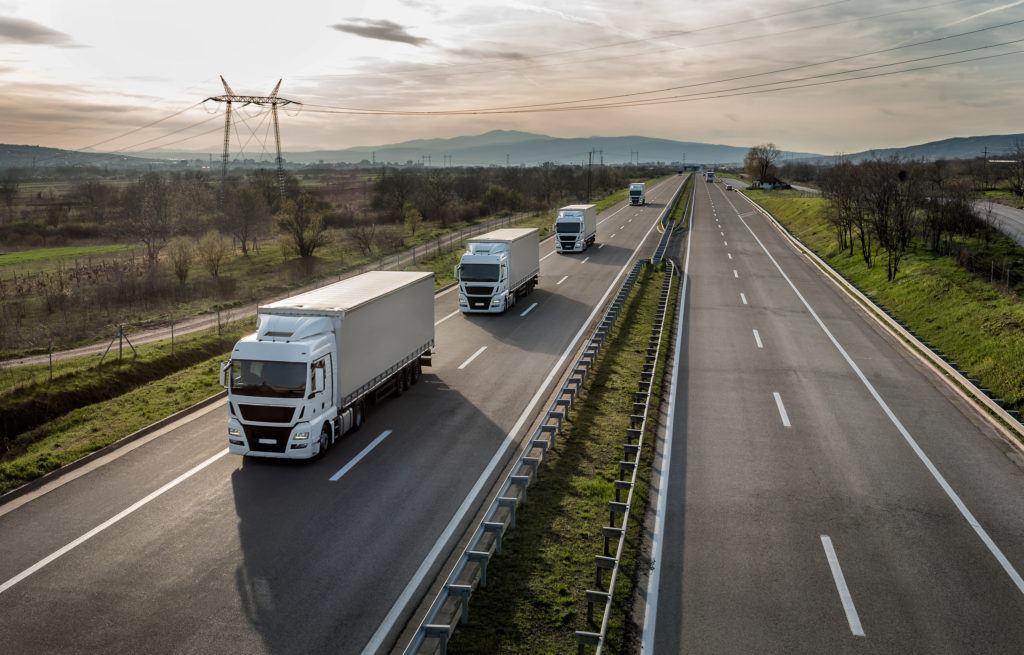 Core Haulage are Members of Logistics UK